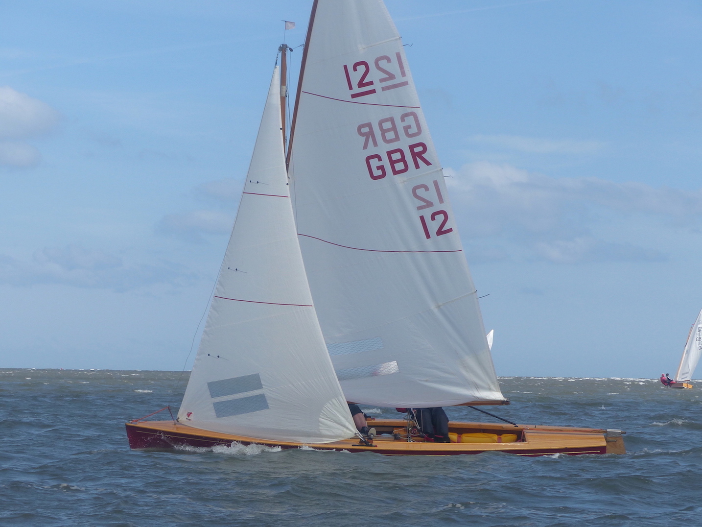 WSC GBR12 again