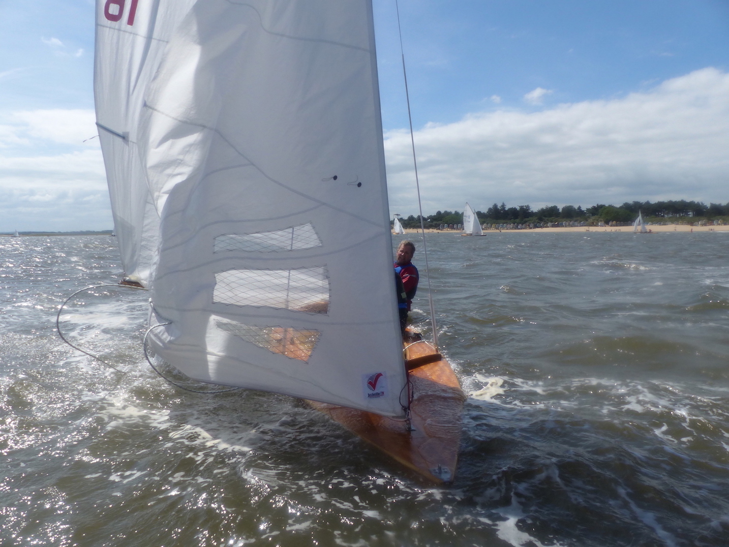 WSC GBR16 off again
