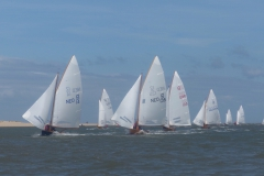 WSC leading three and rest of fleet