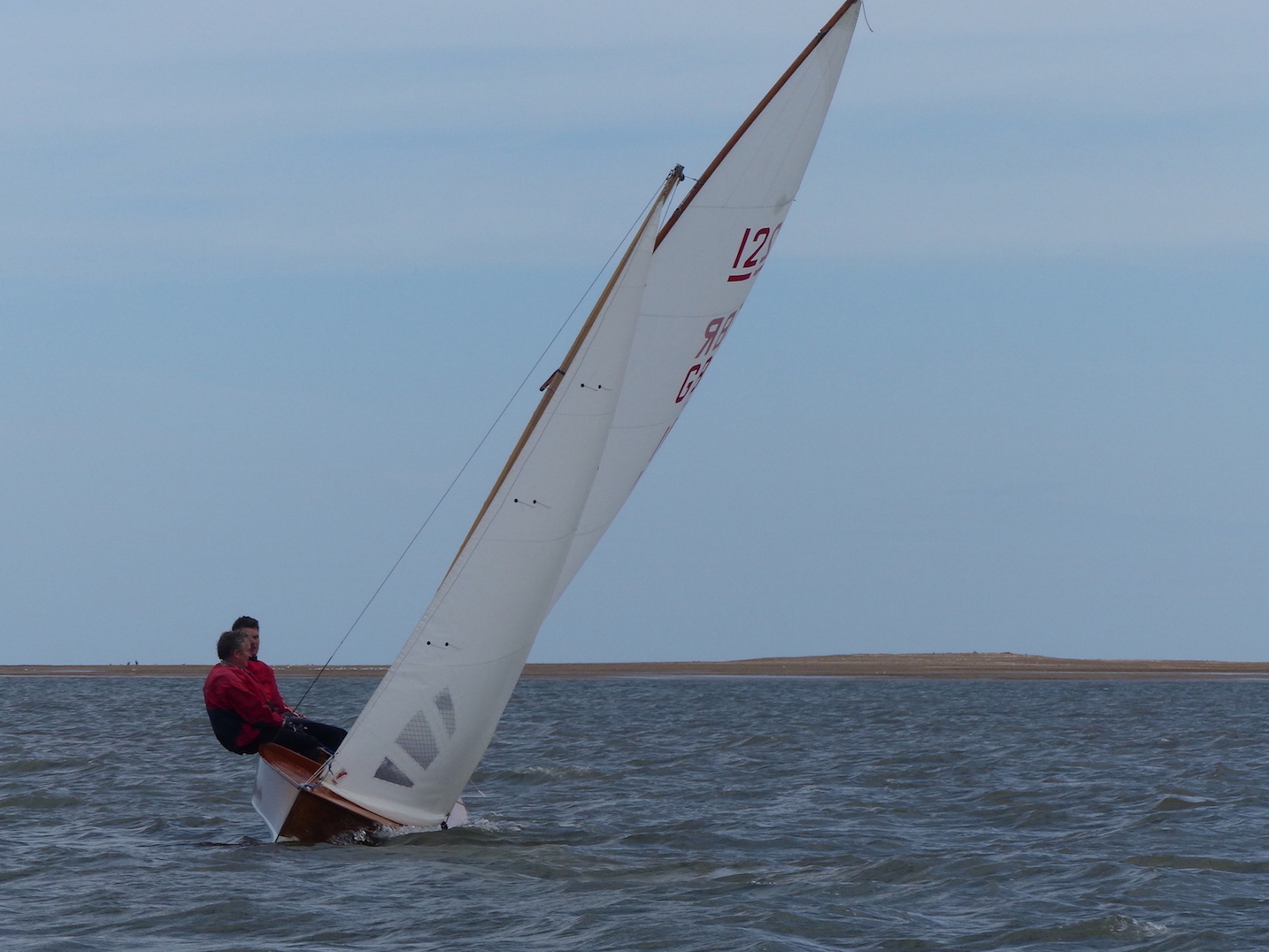 WSC 12GBR leaning out
